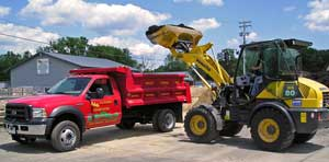 Stuckey's provides great service to landscape contractors.